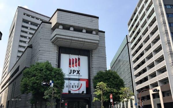 再開発が今後本格化する日本橋兜町も国際金融都市の一翼を担う(東京都中央区)