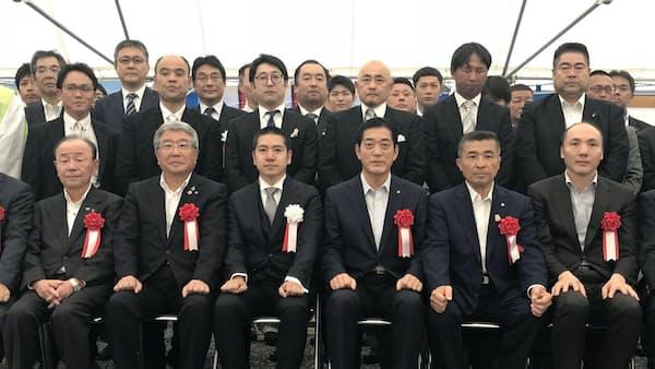 養殖魚加工場、愛媛・愛南で起工式 19年4月稼働