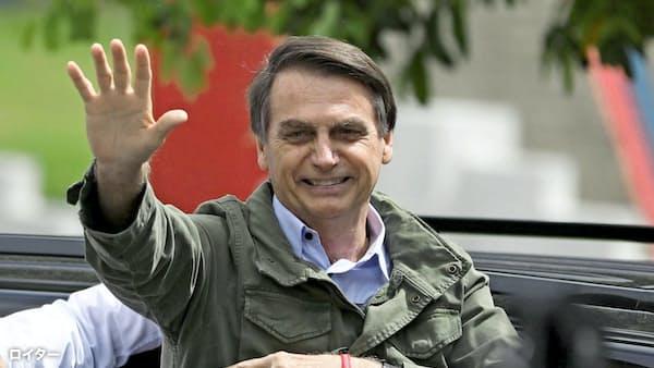 ブラジル、ボルソナロ氏の自由市場主義転向を信認
