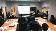 公立諏訪東京理科大学が開催した産官学研究開発プロジェクトの参加企業説明会