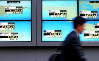 新興国からの資金流出の懸念が世界的な株安の背景の一つに