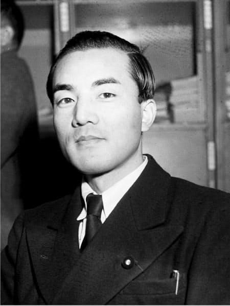1949年11月撮影