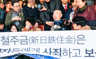 安倍晋三首相は韓国最高裁の判決を「ありえない判断」と批判した