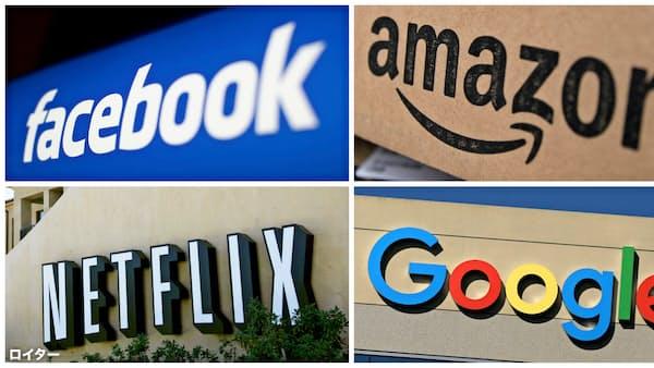 デジタル課税、欧州VS米中 新ルール巡り火花