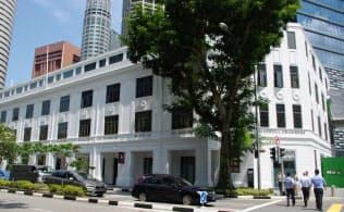 シンガポールの国際仲裁の専用施設