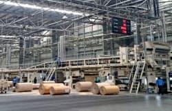 王子HDはインド北部ラジャスタン州でも段ボール工場を操業中
