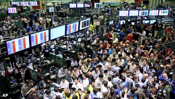 市場危機に備えはあるか