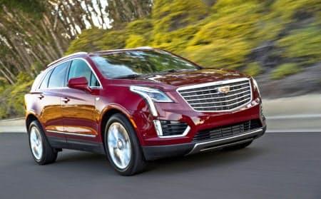 GMは高級車「キャデラック」の乗り換え放題サービスを一時休止する(SUVの「XT5」)