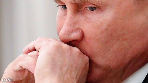 危ういプーチン政権「やつは国の裏切り者だ」