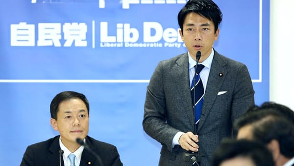 小泉進次郎氏 もう戦っている「長い総裁選」