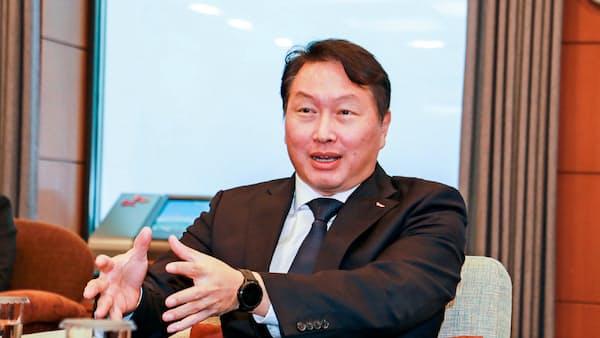 北朝鮮開放なら「北東アジアの潜在力に」 韓国SK会長