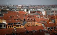 デンマークではキャッシュレスの割合が8割にのぼる=ロイター