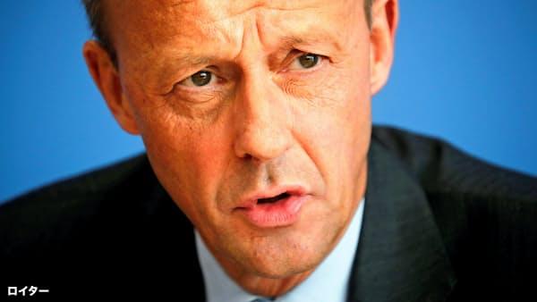 独CDU党首選 「メルケルに敗れた男」の逆襲