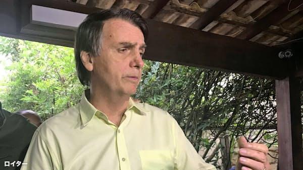 ブラジル次期政権、外交も「トランプ流」 中東で反発も