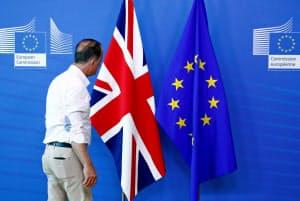 英国のEU離脱は産業界に大きな影響を与える=ロイター
