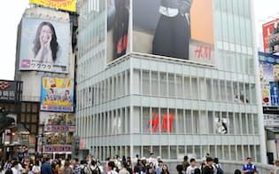 米ブラックストーンが取得した「クリサス心斎橋」の地価は大幅に上昇(大阪市中央区)