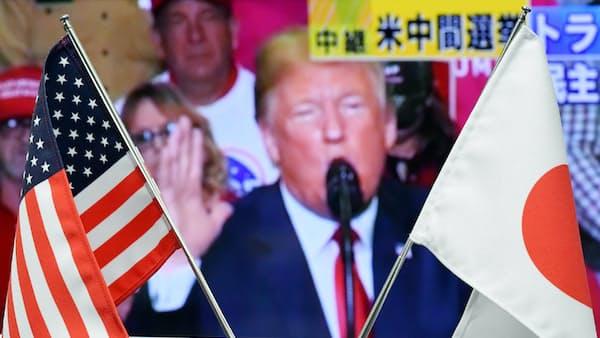 米中間選挙、円相場どう動く 3つのシナリオ