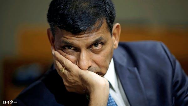 インド中銀と政府の対立、ラジャン前総裁が警鐘