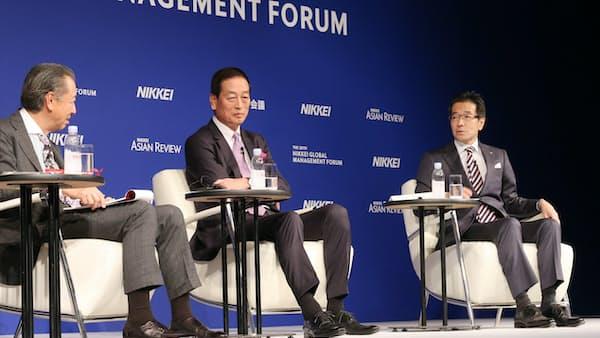 パナソニックCNS樋口社長「日本企業復活、風土改革から」