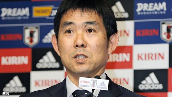 山中、鈴木を初招集 サッカー日本代表 11月親善試合