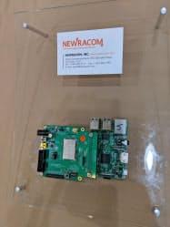 802.11ah対応のチップは米ニューラコムが販売している。推進協議会でもこのチップを使って技術評価を実施する計画だ