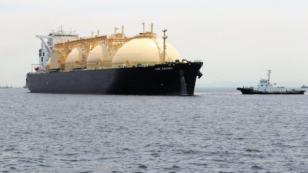 東ガス、メキシコ産LNG調達 23年から