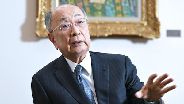 98年、幻の長銀救済合併 住信・高橋氏が語った舞台裏