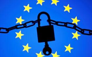 欧州でデータ会社による個人情報の取り扱い方法を巡る異議申し立ての声があがっている=ロイター