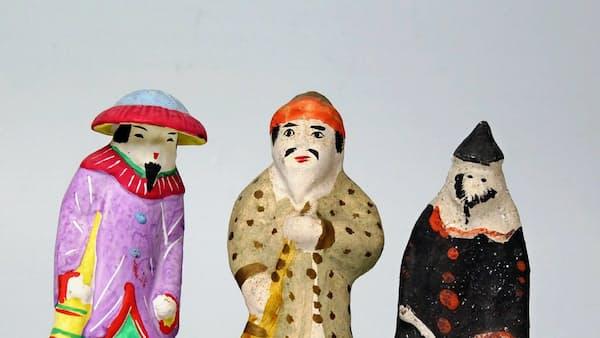 唐人の人形 朝鮮通信使の記憶、脈々