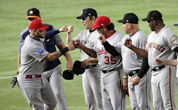 ジアンビ ジェイソン 松井の元同僚ジェイソン・ジアンビ、MLB指導者への道も視野に