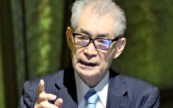 京大の本庶特別教授はがん免疫療法の発見がペニシリン発見に匹敵すると強調する