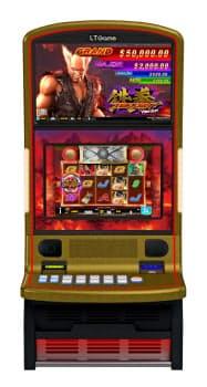 「鉄拳」のカジノゲーミング機器をアジアで展開する TEKKEN・ & (C)BANDAI NAMCO Entertainment Inc.