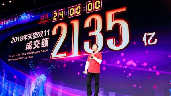 中国ネット通販膨張 小売売上高の2割超に 実店舗と連携も