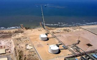 エジプトは地中海沿いにあるLNG施設を使って、周辺国から受け入れた天然ガスの再輸出を狙う