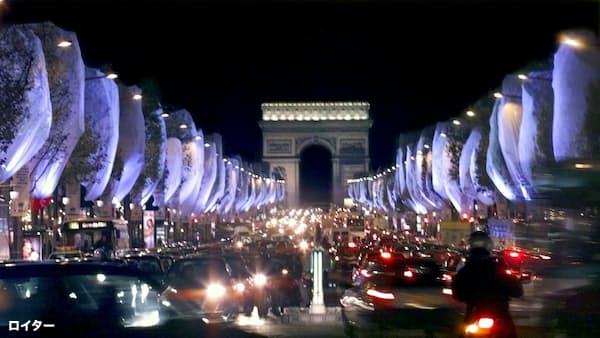米シティ、英EU離脱に備えパリで新事務所探す