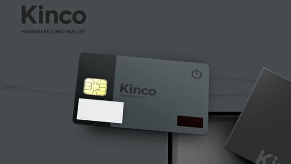 Ginco、仮想通貨の保管デバイス開発