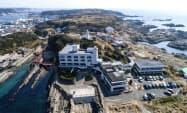 京急電鉄は城ケ島京急ホテルを建て替える(三浦市)
