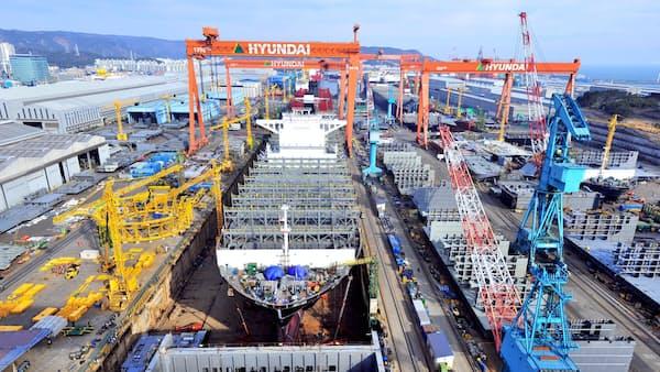 韓国の造船業支援は許されるのか