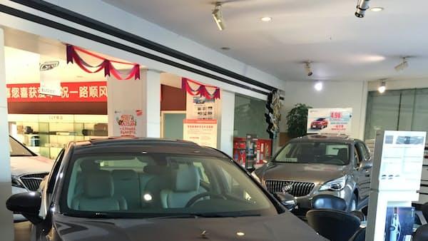 中国の10月小売売上高8.6%増 5カ月ぶり低水準