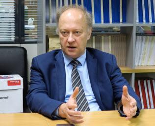 ロシア国際問題評議会のコルトゥノフ会長