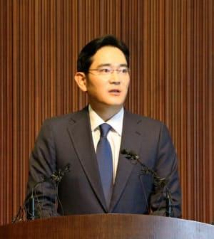 再び苦しい立場に立たされたサムスン電子の李在鎔副会長