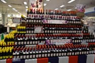 イオンはリヨンコンクールで最高金賞を獲得したワインなど最大15品目を発売する