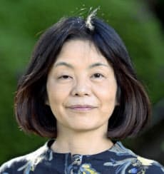 多和田葉子さん=共同