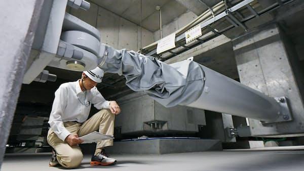 KYB免震不正1カ月 広がる改修・契約見合わせ