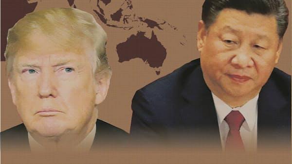 米豪分断に動く中国 南太平洋は「関ケ原」