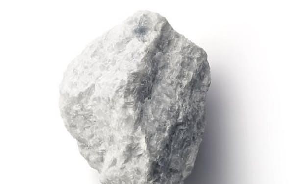 TBMが開発する新素材「LIMEX」が主原料とする石灰石