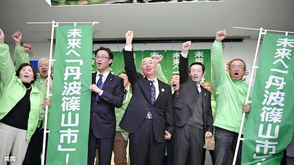 「丹波篠山市」誕生へ 住民投票、改名賛成多数