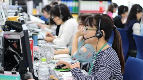 電話注文、AIだけで対応 ディノスが国内初導入
