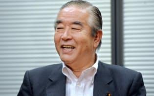 園田博之氏