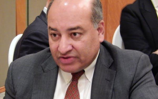 EBRDのチャクラバルティ総裁はAIIBとの協力関係を深める